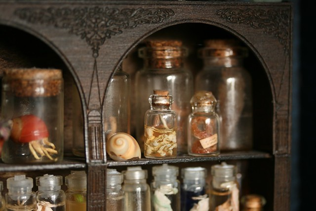 Professor Lynkhart's Cabinet of Curiosities