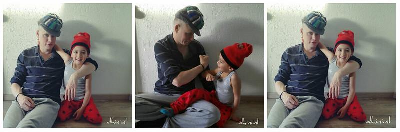 DJ en pap