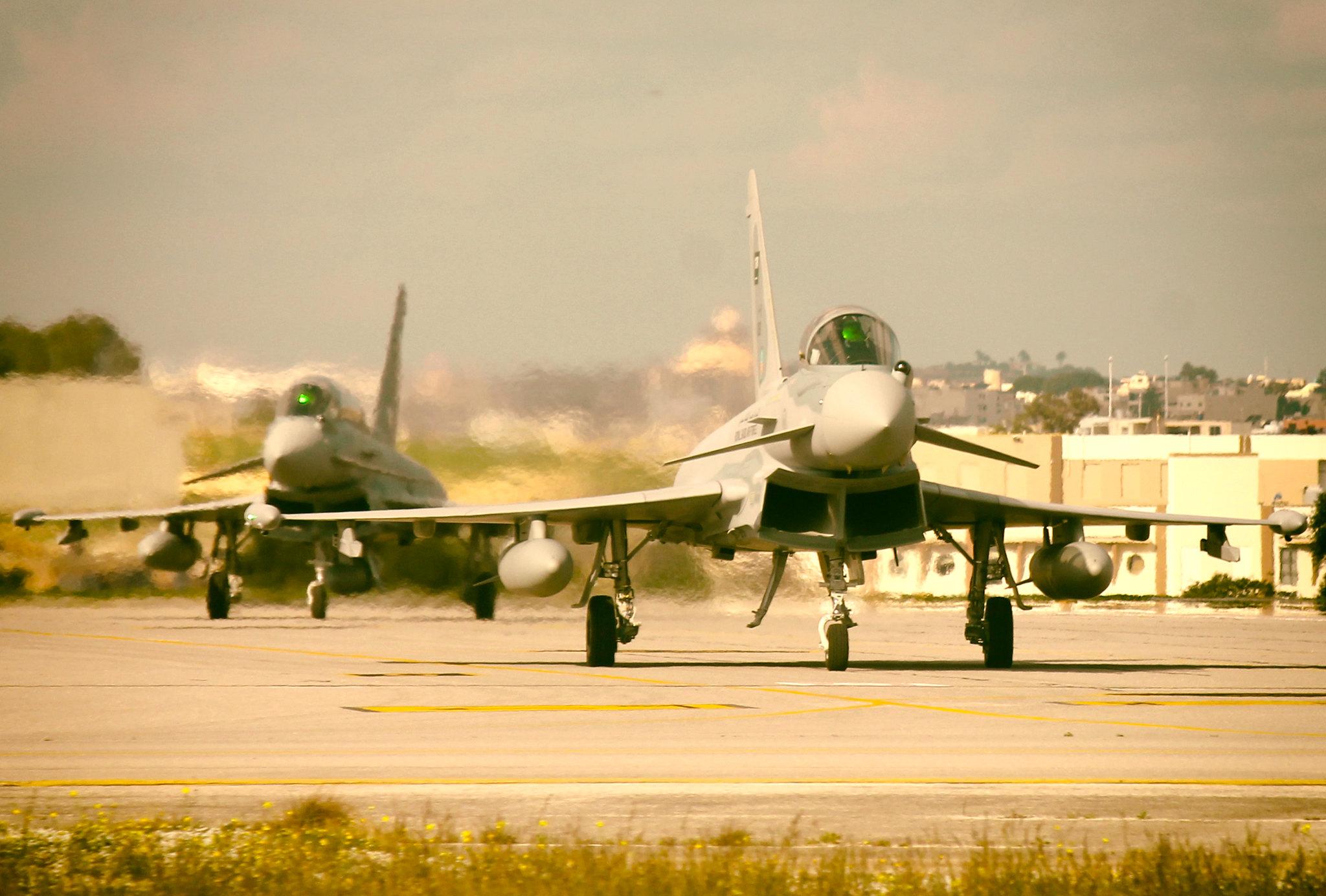 RSAF Typhoons