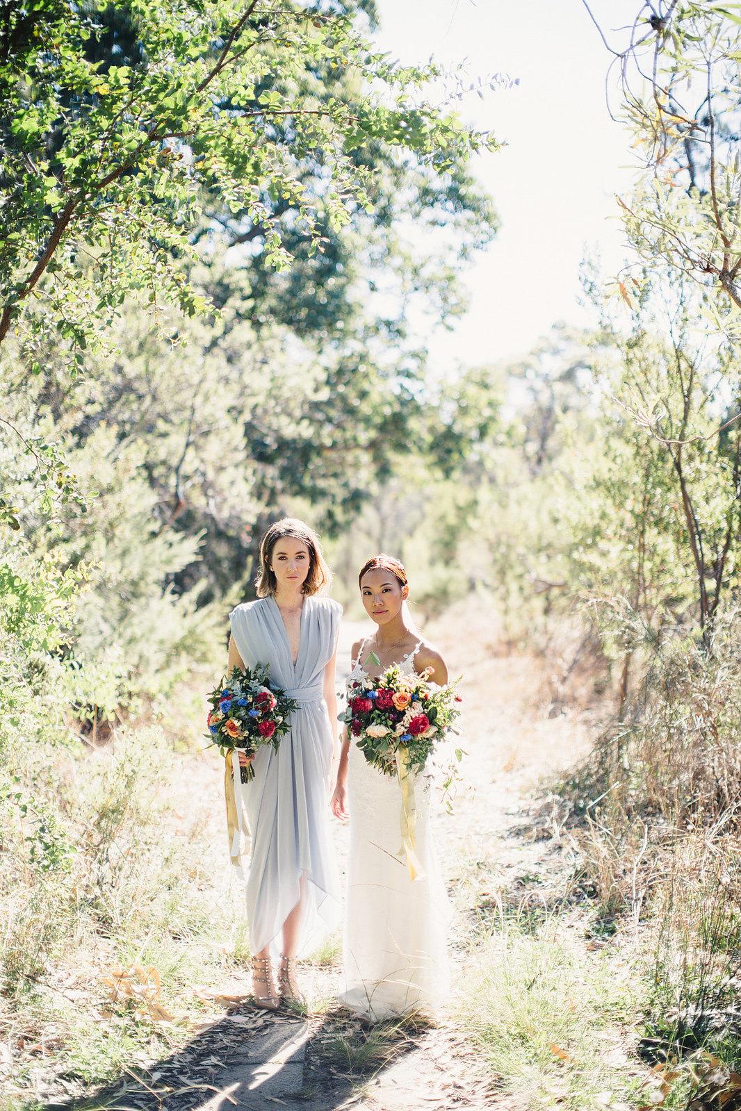 Natasja Kremers Trish's Wedding