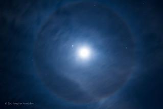 Moon with Jupiter