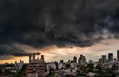 Tormenta en avance - Storm in advance