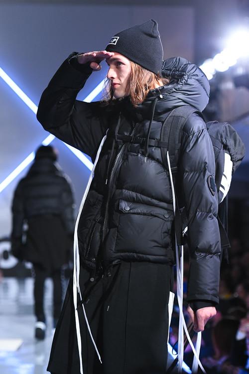 Marcel Castenmiller3338_FW15 Tokyo Onitsuka Tiger × ANDREA POMPILIO(Fashion Press)