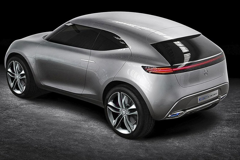 Mercedes-Benz G-Code. 2014 год