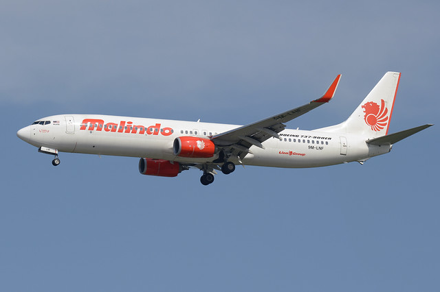 Malindo Air: Flickr: The Airlines: Malindo Air [OD/MXD] Pool