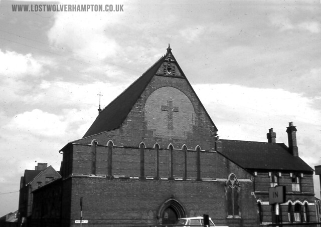 St Patricks Church 60's