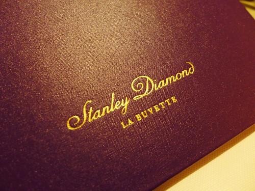 Stanley Diamond Weinkarte