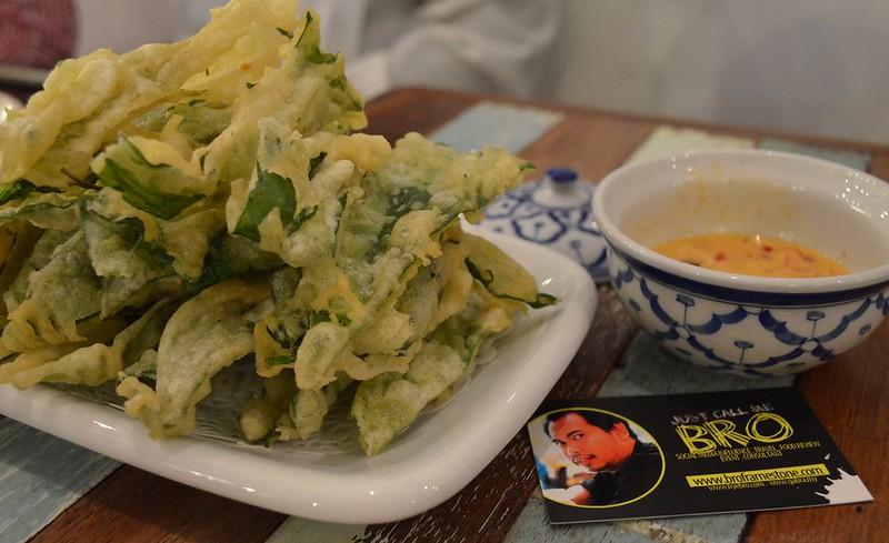 Thai Popeye's Tempura - Menu Terkini Boat Noodle 2015