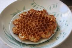 meal, breakfast, belgian waffle, produce, food, dish, waffle,