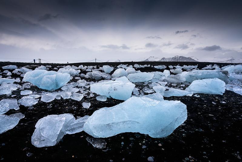 Volcanic Ice
