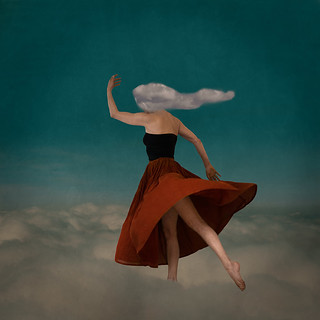 dancing with the clouds... #1