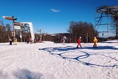 Горные лыжи в Севеннах - Photo of Meyrueis