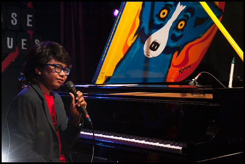 Joey Alexander at Piano Night 2015. Photo by Ryan Hodgson-Rigsbee (rhrphoto.com)