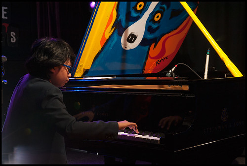 Joey Alexander at Piano Night 2015. Photo by Ryan Hodgson-Rigsbee (rhrphoto.com)