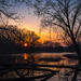 Sunset Eden Prairie, MN by Roman Espiritu