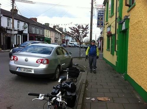 2012 Cycle Cavan to Dublin