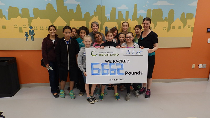 Girl Scout Troop 55239  5-2-15