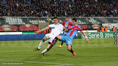 Catania-Ternana 2-0: Sospesi nel limbo$