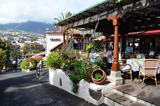 El Monasterio, Los Realejos, Tenerife