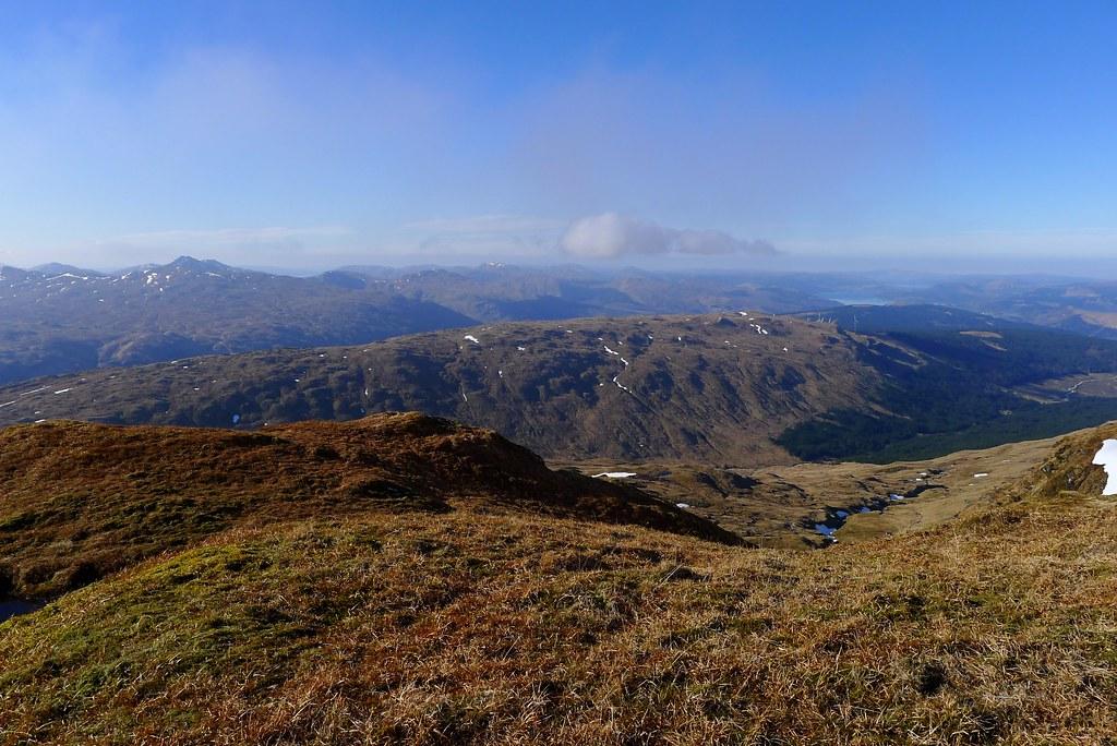 Beinn Chas and Loch Fyne
