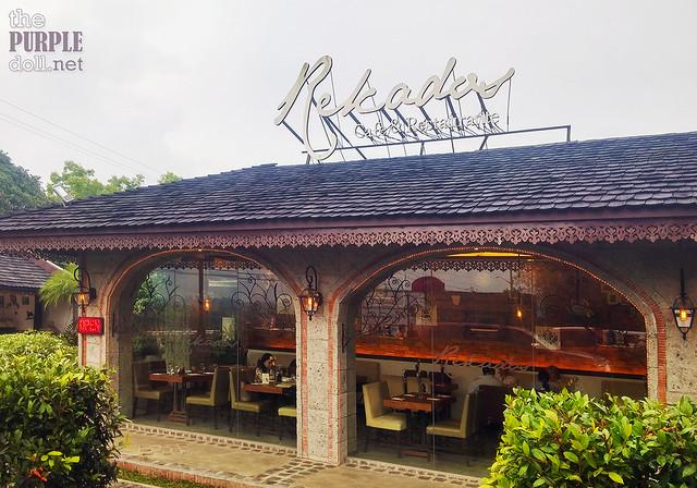 Rekados Cafe Tagaytay Silang Cavite