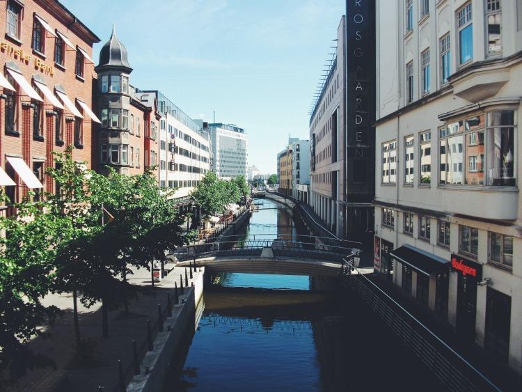 denmark river