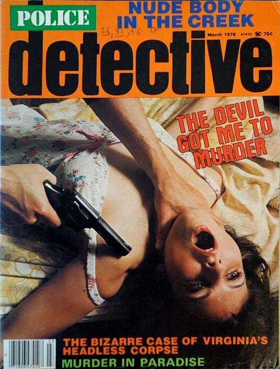 Sex crime detective pity, that