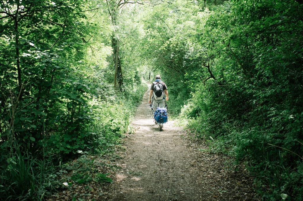 3 étapes sur le chemin de Compostelle - carnet de voyage France
