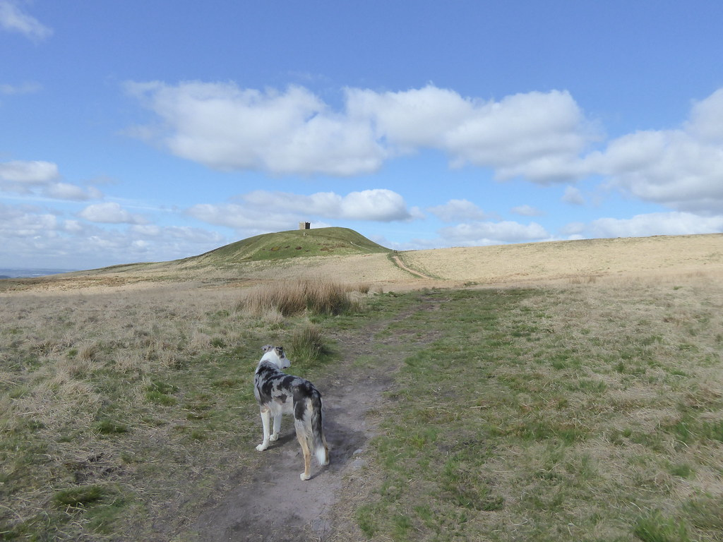 Rivington Pike en route to Two Lads