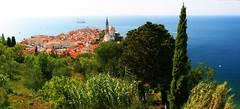 The peaks of Piran