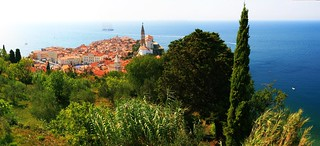 The peaks of Piran