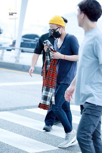 BIGBANG departure Seoul ICN to Manila 2015-07-30 (7)