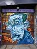Tizer graffiti, Shoreditch