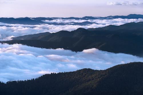 nikon d810 70200mm landscape mountain massif ceahlau clouds romania europe sky morning sunrise white peaks nature natural outdoor outstandingromanianphotographers