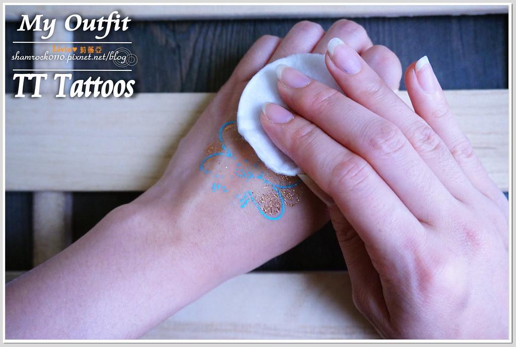 TT Tattoos金屬紋身貼 - 41