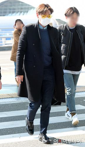 TOP Seoul Departure Asia Today 2015-03-13 - 02