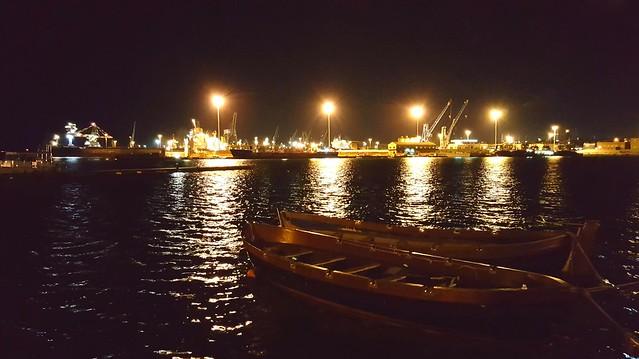Porto mercantile S.Eligio (Taranto)