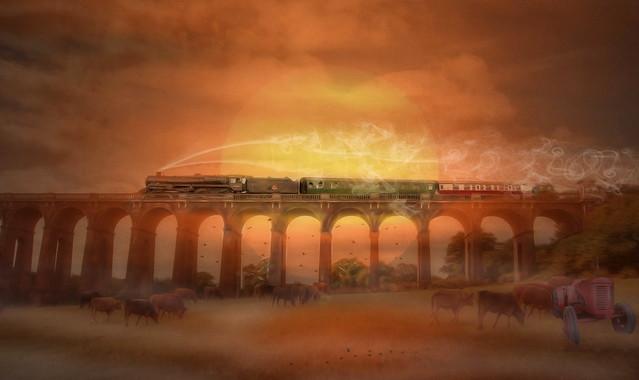 Southern Rail Balcombe Viaduct