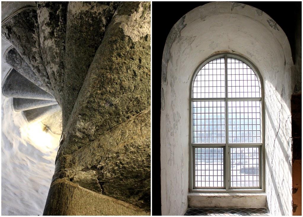 bergen-fortress-stairwell