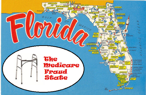Florida: Biggest Health Care Fraud Ever