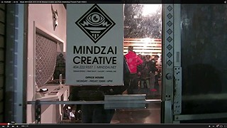 2015 03 06 Mindzai Creative and Ruin Skateshop Present Push