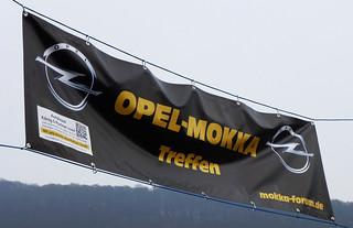 1. Opel Mokka Treffen