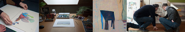 Op atelierbezoek bij Jan Berckmans
