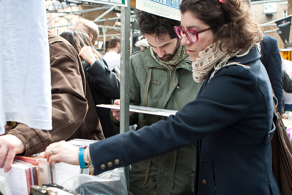 Indie Label Market 2015