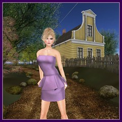 Purple Moon, Dress Me Purple Hunt: Lolli Dress (Hunt #5)