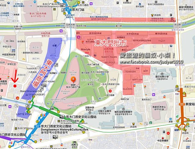 東大門地圖1