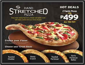 pizza hut ph