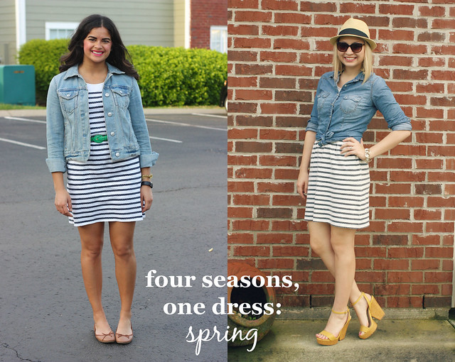 four seasons one dress spring