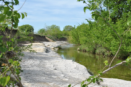 water creek river stream texas peaceful plano