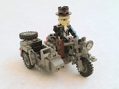 Indiana Jones WIP